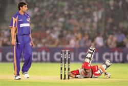 Betting big : A file photo of a match from the first edition of the IPL T20 tournament. (Photo: Shahbaz Khan/PTI)