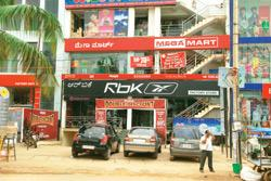 Expanding reach: A factory outlet in Bangalore. Retailers find that such outlets could help people who may not have tried out a brand to do so. Photograph: Hemant Mishra / Mint
