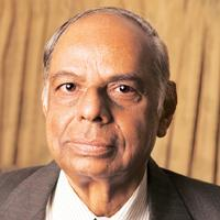Looking forward: C. Rangarajan, chairman of Prime Minister's economic advisory council.