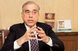 No consensus: Telecom Regulatory Authority of India chairman Nripendra Mishra. (Photo: Ramesh Pathania / Mint)