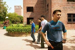 New role: A file photo of IIM, Ahmedabad. The Gujarat government has asked the institution to rate and mentor the courses designed by the private sector in the industrial training institutes of the st