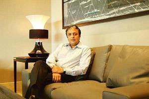 Aggressive push: Arshiya International's chairman Ajay S. Mittal says the company can act fast because it is a logistics service provider with an established business and with clients from across the