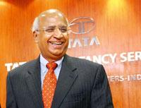 Power management: TCS chief executive S. Ramadorai. ( Photograph: Abhijit Bhatlekar/ Mint)
