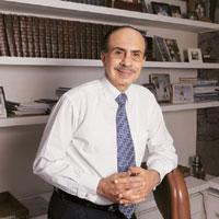 Two-pronged strategy: Adi Godrej says the group will develop both residential and commercial properties on land they own. Abhijit Bhatlekar / Mint