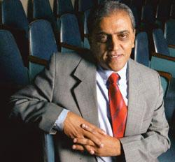 Fresh avenues: Tata Power Co. managing director Prasad Menon. Bloomberg