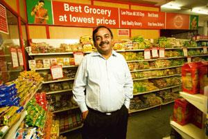 Feeling the heat: Subhiksha MD R. Subramanian The discount retailer is facing a supply crunch in the NCR, with many wholesalers of fruit and vegetables stopping supplies to the firm over non-payment o