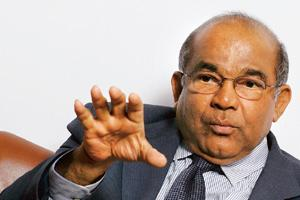Banking stalwart: Y.V. Reddy spent six years as deputy governor and the remaining as governor of India's central bank. Abhijit Bhatlekar / Mint