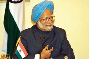 Countering inflation: Prime Minister Manmohan Singh has urged companies in all sectors to raise output to ensure growth. B Mathur / Mint