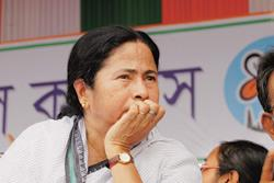 Stubborn stance: Mamata Banerjee-led Trinamool Congress says the government must return at least 300 acres from within the project area. Indranil Bhoumik / Mint