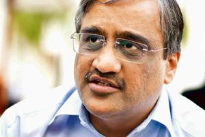 Looking to divest: Kishore Biyani of Future Group. Hemant Mishra / Mint