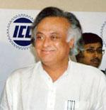Integrated approach: A file photo of Jairam Ramesh. Raxaul has been chosen for the huge amount of trade it generates, he says. PTI