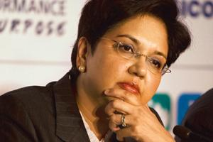 Growth plans: PepsiCo chairperson and chief executive Indra Nooyi. Madhu Kapparath / Mint