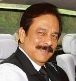 Bridging the gap: Sahara India's Subrata Roy. Abhijit Bhatlekar /Mint