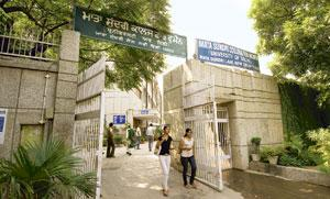 Identity crisis: Mata Sundri College in New Delhi is among those that have sought minority status. Ramesh Pathania / Mint