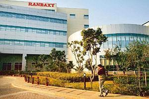 A Ranbaxy facility in Gurgaon. Ranbaxy shares have been under pressure since USFDA blocked imports of the firm's drugs. Scott Eells / Bloomberg