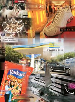 Branded for life? While Nike's 'Just do it' ad line has stood the test of time, brands such as Kurkure seem to have missed the mark.
