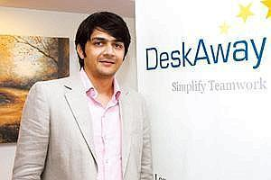 Making it simple: Synage's chief executive officer Sahil Parikh.