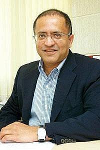 Targeting world markets: Arvind Rao, OnMobile Global.