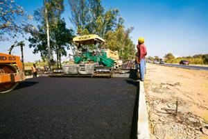Starting over: A file photo of work on NH58. The highways regulator has invited fresh bids in Bihar. Rajeev Dabral / Mint