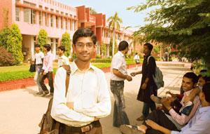 All for education: Subair Ahmad, a student of bachelor's in philosophy and an SIO member, at Jamia Millia Islamia. He travelled to New Delhi from Coimbatore three years ago after qualifying for a scho (Subair Ahmad, a student of bachelor's in philosophy and an SIO member, at Jamia Millia Islamia. He travelled to New Delhi from Coimbatore three years ago after qualifying for a scho)