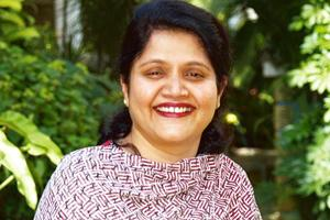 Driving force: Infosys senior vice-president and global human resources head Nandita Gurjar says motivated employees can raise productivity.