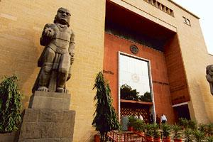Removing curbs: The RBI regional office in New Delhi. Ramesh Pathania / Mint