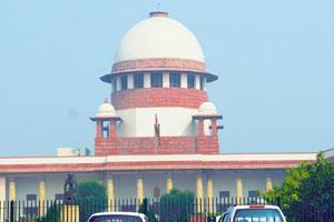 Premium pricing: The Supreme Court building. Ramesh Pathania / Mint