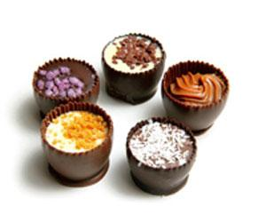 Raise the bar: The Leonidas store has at least 100 types of chocolates. Abhijit Bhatlekar / Mint