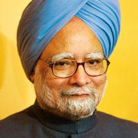 Different role: Prime Minister Manmohan Singh. Tomohiro Ohsumi / Bloomberg