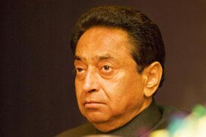 Worrying trend: Commerce minister Kamal Nath. Exporters are under pressure as the US is caught in an economic slowdown. Ramesh Pathania / Mint