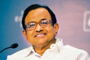 Solution seeker: Finance minister P. Chidambaram. Harikrishna Katragadda / Mint
