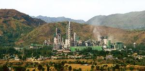 Slack days: A file photo of an ACC plant in Himachal Pradesh. ACC says growth in cement consumption may decline in the coming months. Ramesh Pathania / Mint