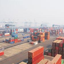 Revising rules: Containers at Jawaharlal Nehru Port in Navi Mumbai. Terminal operators have in the past argued that the tariff regulator did not recognize improvements in efficiency while revising tar
