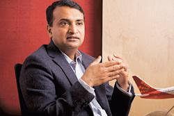 New role: Aggarwal says that in six months people would be excited about working for SpiceJet. Madhu Kapparath / Mint