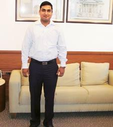 Huge potential: Amith Agarwal, director of Star Agriwarehousing