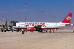 Broader market: Kingfisher Airlines has also been allowed to offer seven flights a week between Chennai, Bangalore and Colombo, and also Bangalore-Bangkok and Mumbai-Male services. Hemant Mishra / Min
