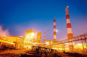 Carbon capture: A power plant set up by NTPC Ltd. The power ministry has involved the public sector thermal power generation company in the project as 80% of its installed capacity is coal-fired.