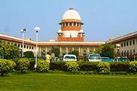 Setting the tone: The Supreme Court of India in New Delhi. Experts say Indian court judgements are being used by the judicial fraternity abroad because these courts are leading internationally in area