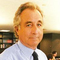 Exposed: Bernard L. Madoff.