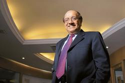 Mixed signals: Nasscom president Som Mittal sees growth slowing. Hemant Mishra/ Mint