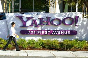 Wider reach: Yahoo headquarters in California, US. The firm's Dutch unit has bought 30% in Inmac for an undisclosed amount. Tony Avelar / Bloomberg