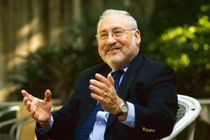 Economic realignment: Stiglitz says one needs a stronger role for the government to make sure the rules are such that the market works better. Ramesh Pathania / Mint