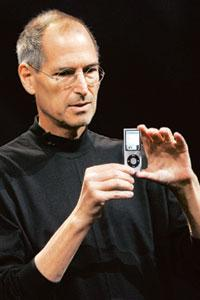 Weight loss: Jobs will continue in his role at the helm of Apple Inc. Robert Galbraith / Reuters