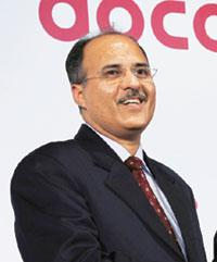 Channelling funds: Tata Teleservices' Anil Sardana says the merger will allow the company to concentrate on launching GSM phone services. Toshiyuki Aizawa / Bloomberg