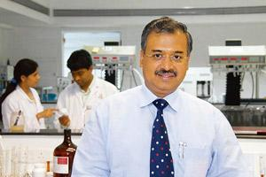 False charges? A file photo of Sun Pharma chairman and MD Dilip Shanghvi. The firm claimed that there was no express agreement between the companies on any of the settlement discussions. Santosh Verma