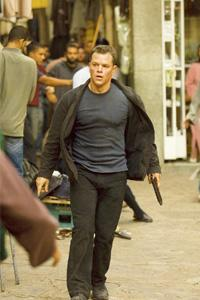 Alias: This Bourne isn't a character from the book.