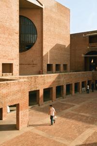 Expanding horizons? The IIM campus at Ahmedabad. The panel has even suggested that IIMs should offer undergraduate programmes. Madhu Kapparath / Mint