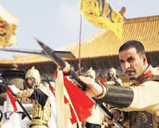 In dragonland: Akshay Kumar plays a cook in Chandni Chowk to China.