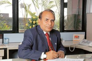 Fresh delays: NTPC chairman and managing director R.S. Sharma.