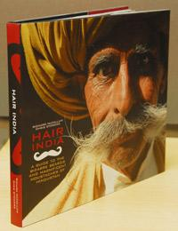 Hair India: A guide to the bizarre beards and magnificent moustaches of Hindustan, Rs400